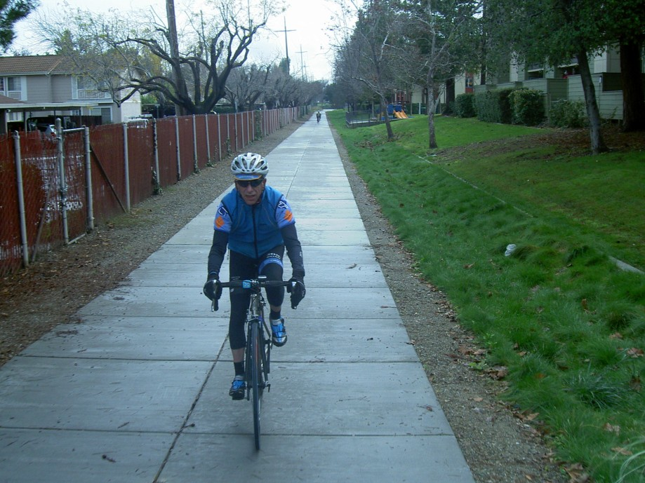Trip photo #7/7 New section of Iron Horse trail in Pleasanton
