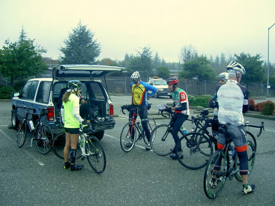 Trip photo #1/8 Start at Bollinger Canyon Park&Ride