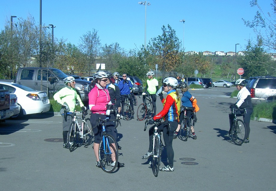 Trip photo #4/12 Regroup and RR stop at Fallon Sports Park