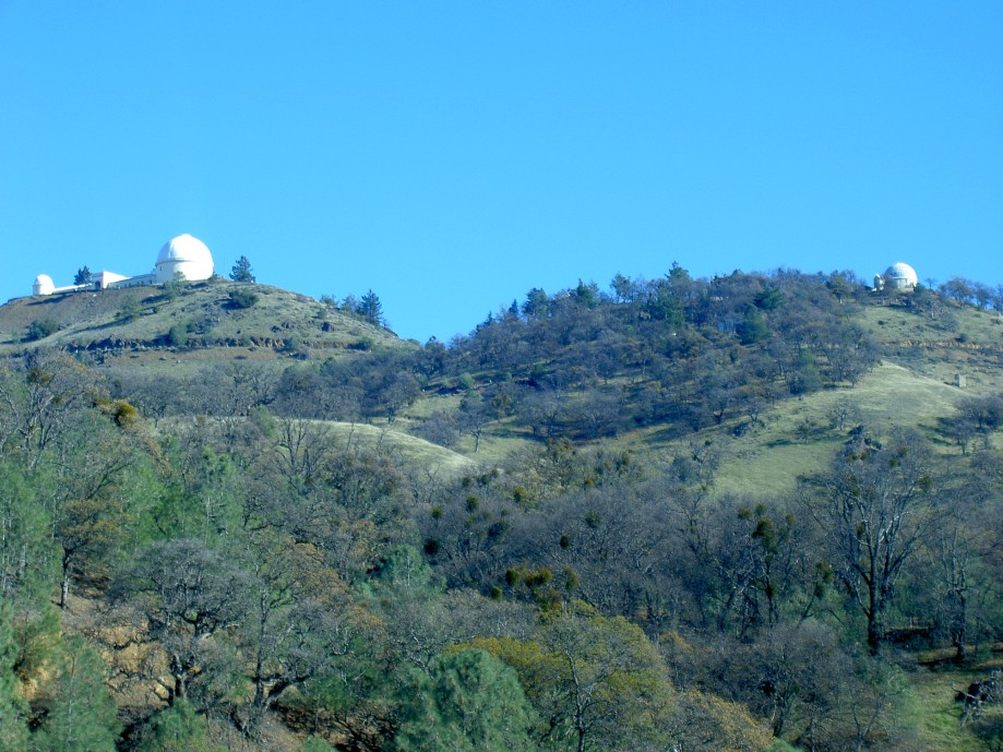 Trip photo #8/26 Observatory domes keep getting closer