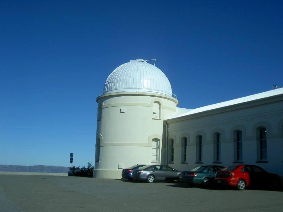 "Trip photo #22/26 40"" reflector dome (for public observing sessions)"