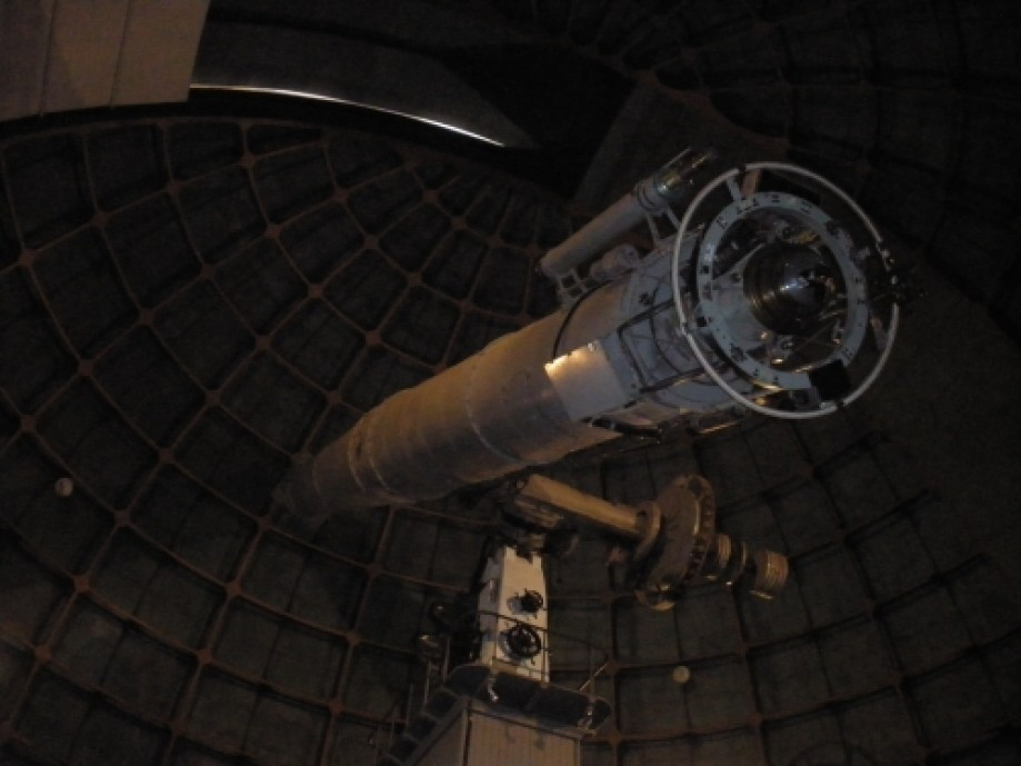 Trip photo #26/40 36 inch refractor - second largest in the world