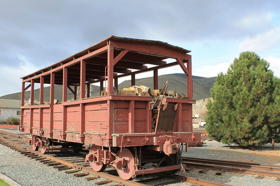 Trip photo #3/23 Nevada State Railroad Museum