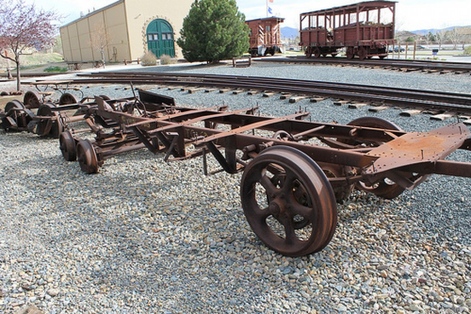 Trip photo #6/23 Nevada State Railroad Museum