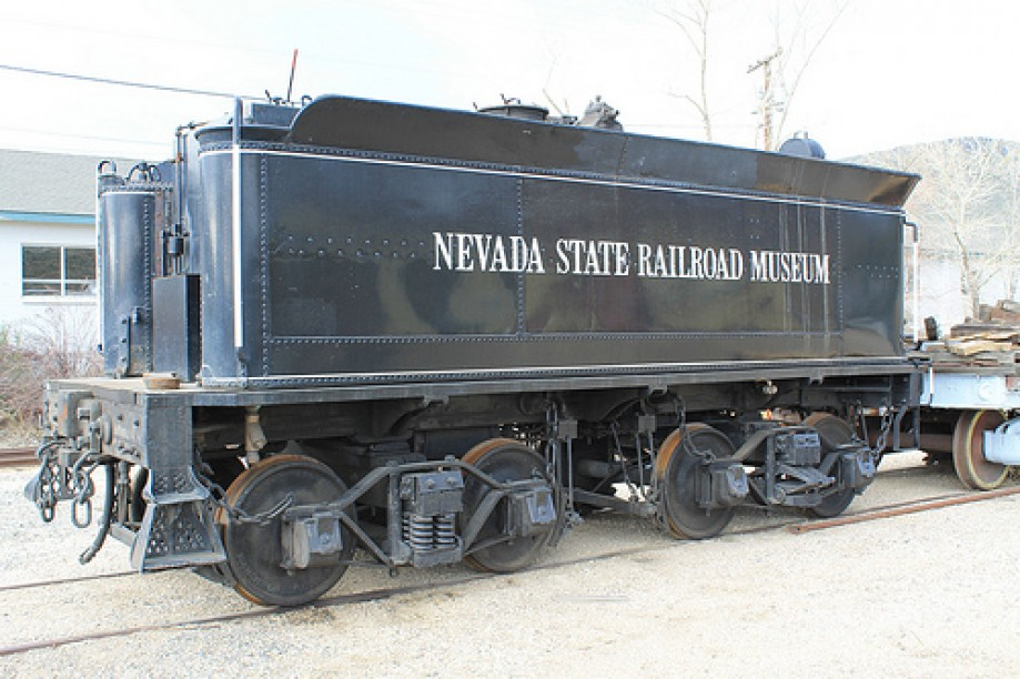 Trip photo #7/23 Nevada State Railroad Museum