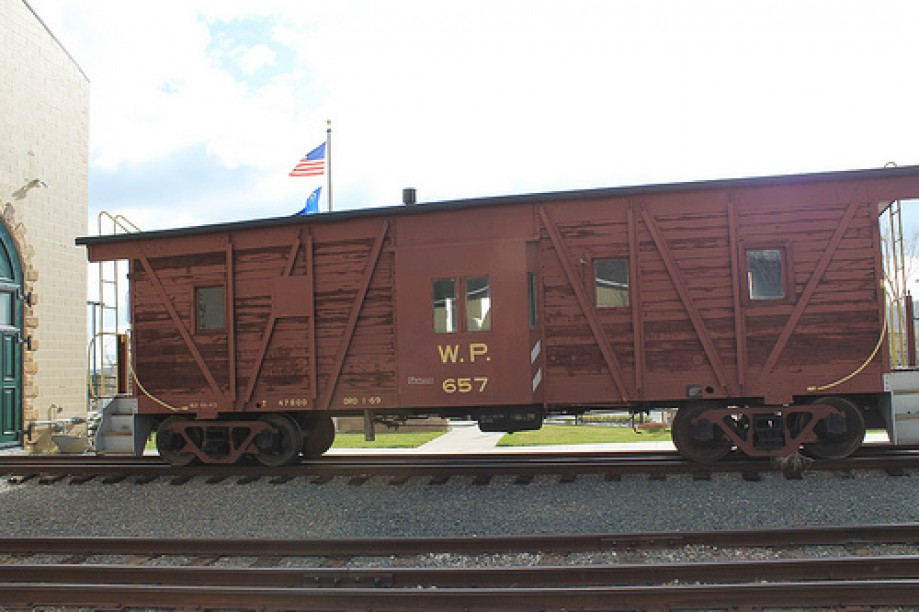 Trip photo #4/23 Nevada State Railroad Museum