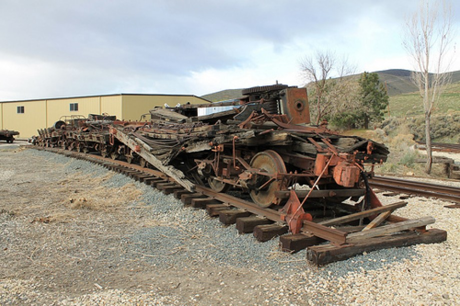 Trip photo #14/23 Nevada State Railroad Museum