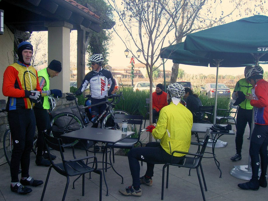 Trip photo #6/8 2nd Starbucks stop on Vineyard