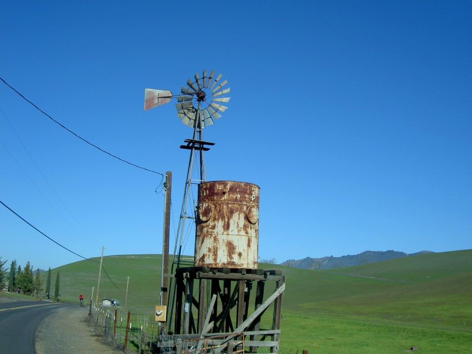 Trip photo #9/16 Old windmill at the summit