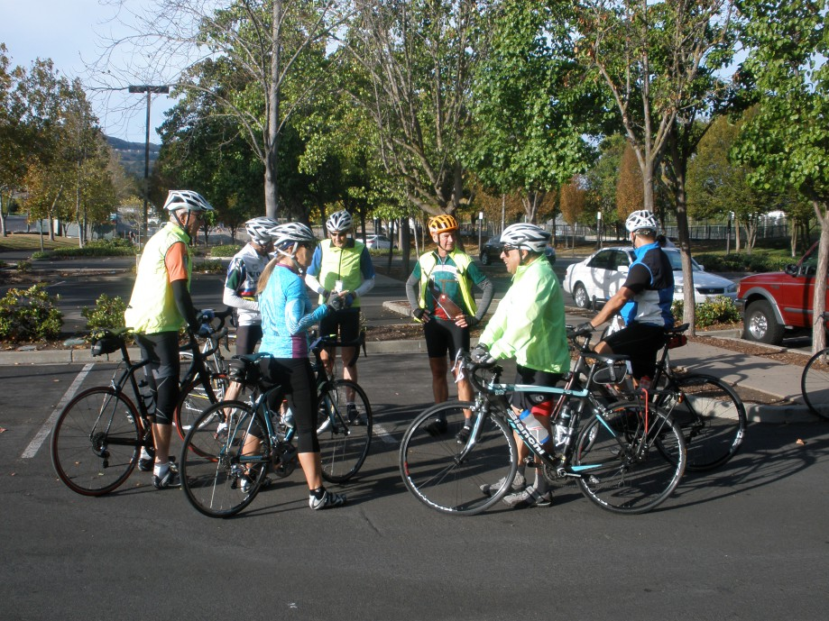 Trip photo #1/15 Start at San Ramon Central Park