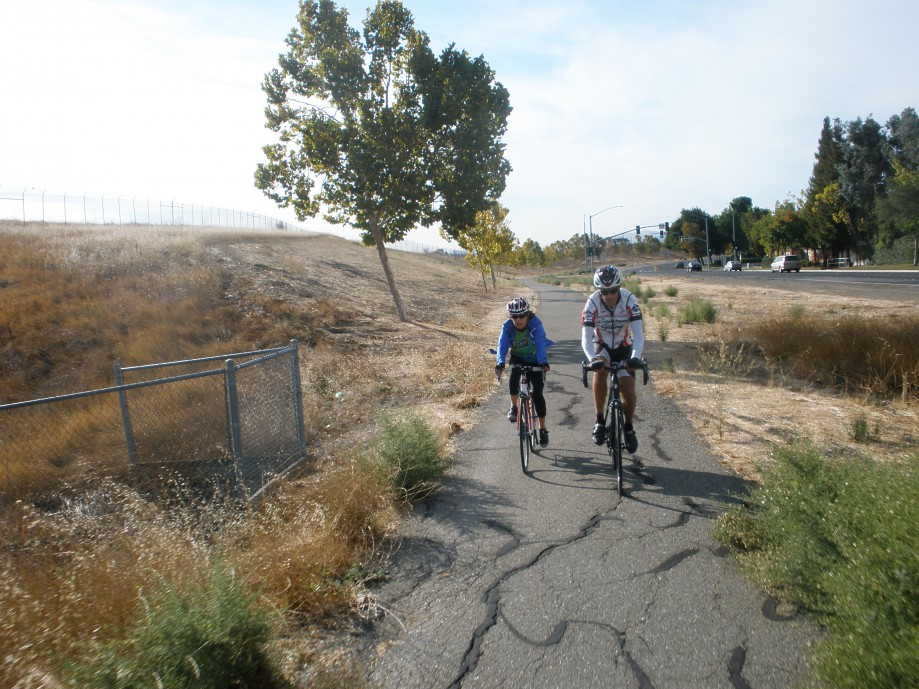 Trip photo #4/15 Dougherty bike path