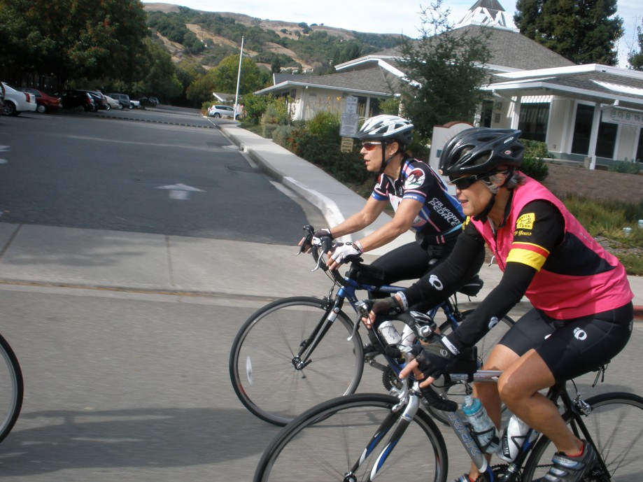 Trip photo #12/15 South on San Ramon Valley Blvd.