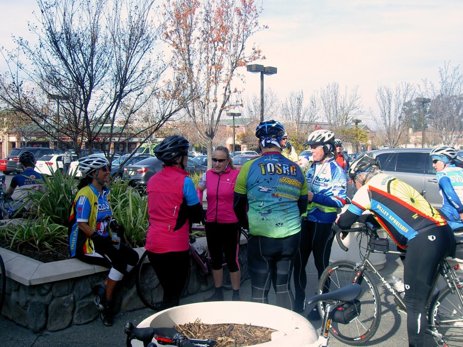 Trip photo #4/9 Refreshment stop at Starbucks on Portola