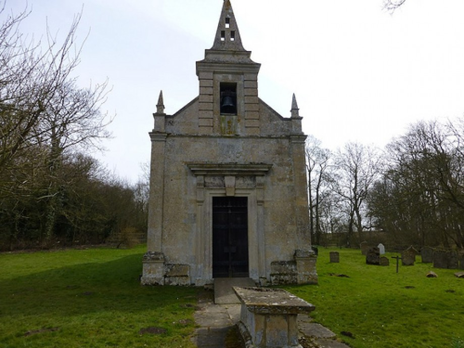 Trip photo #1/5 St Johns church Little Gidding