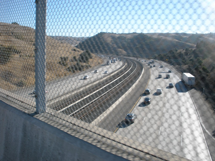 Trip photo #4/16 I-580 overpass