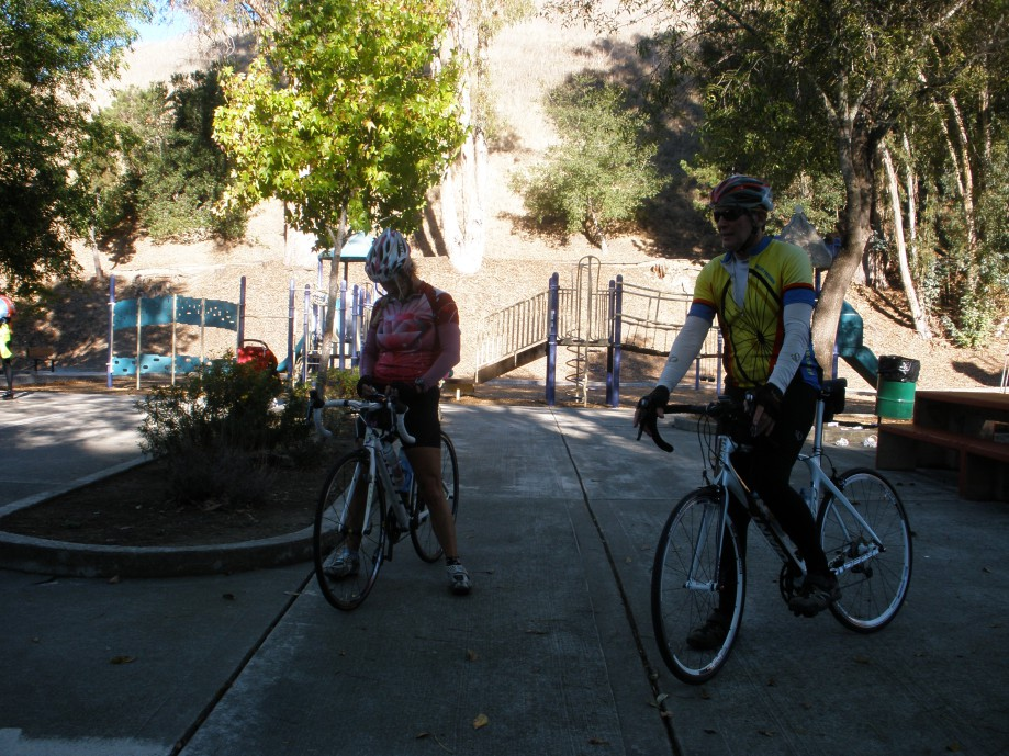 Trip photo #10/16 Stop at Palomares Hills Park