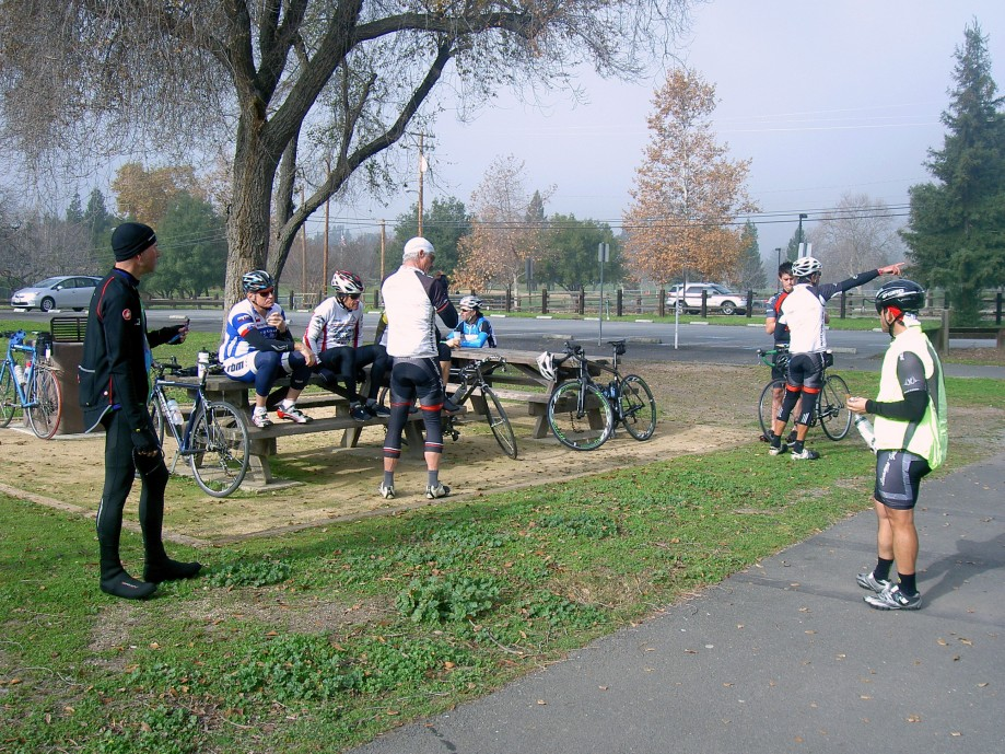 Trip photo #7/11 Regroup at Ed Levin park