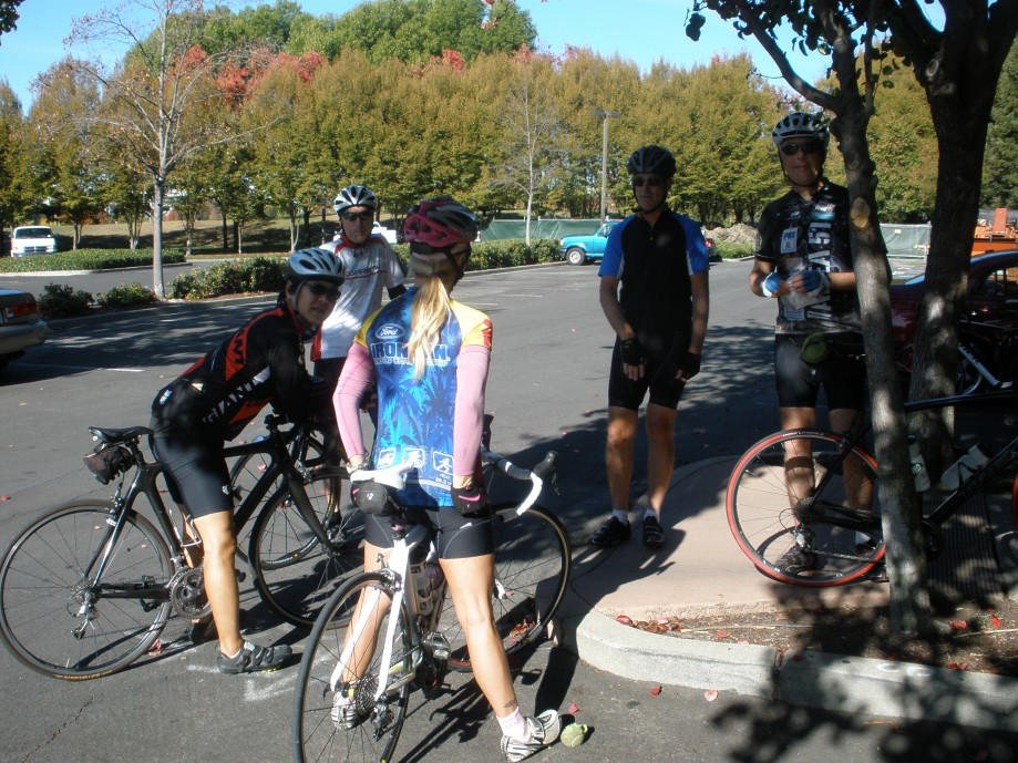 Trip photo #1/12 Start at San Ramon Central Park