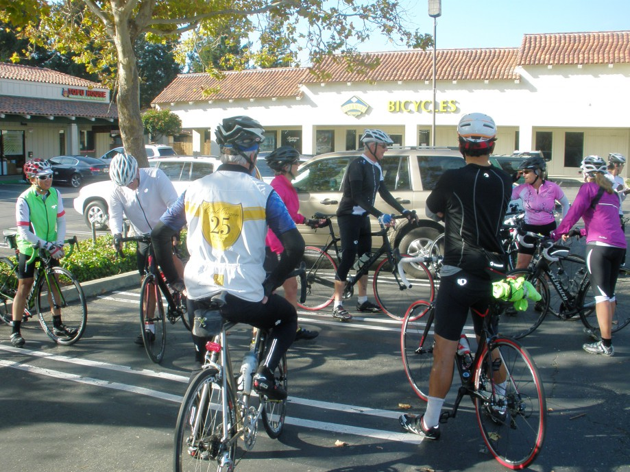 Trip photo #1/15 Ride start at Dublin location of Livermore Cyclery
