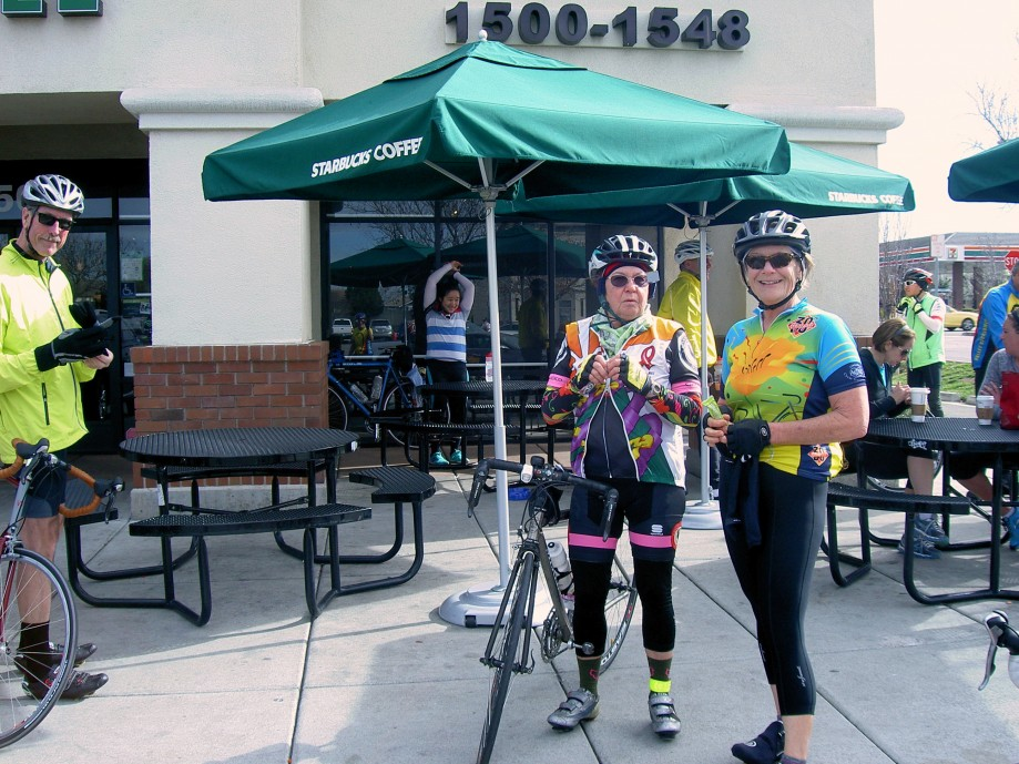 Trip photo #4/5 1st Starbucks stop on Vasco