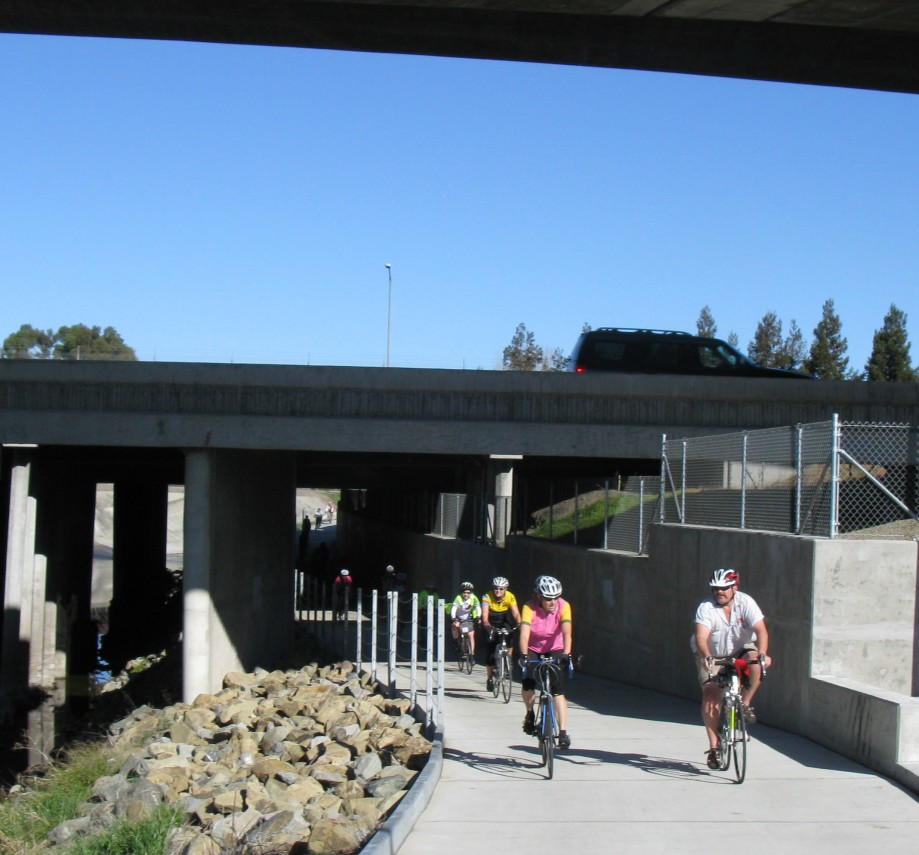 Trip photo #9/45 I-580 underpass