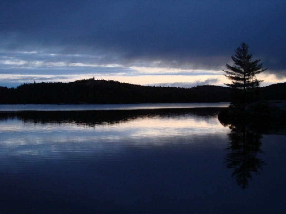 Trip photo #10/25 Sun Rise @ Provoking Lake