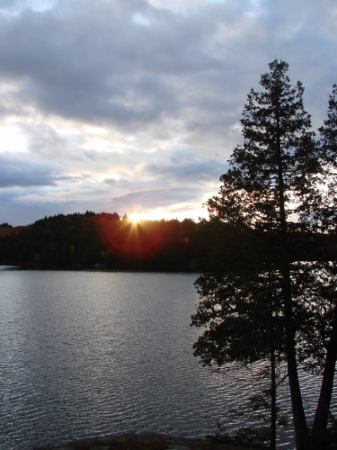 Trip photo #16/25 Harness Lake Sunset
