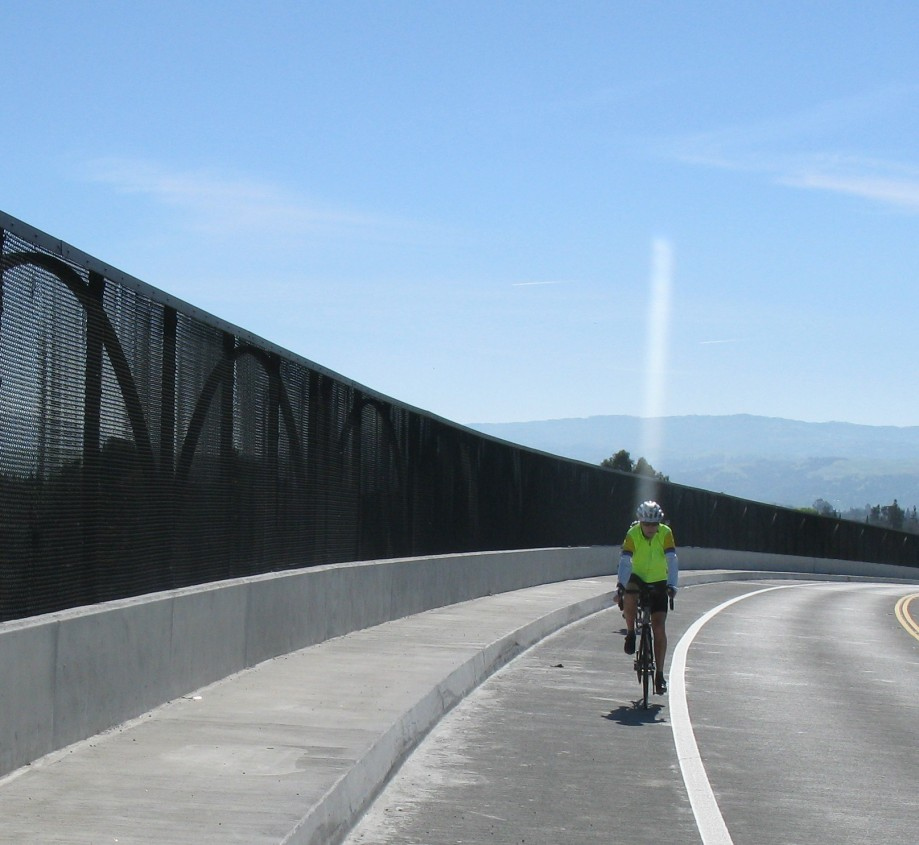 Trip photo #6/14 I-580 overpass on Portola Ave.