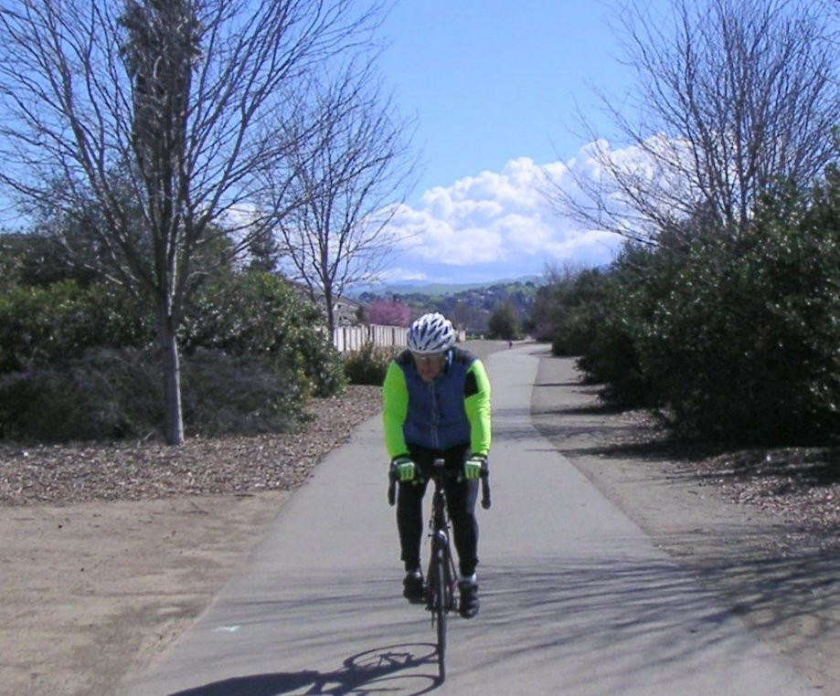 Trip photo #10/11 Iron Horse trail in Pleasanton