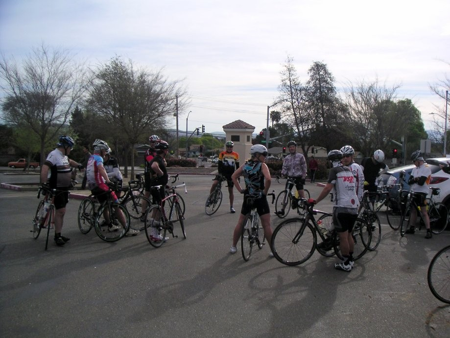 Trip photo #1/31 Ride start at Shannon Center in Dublin