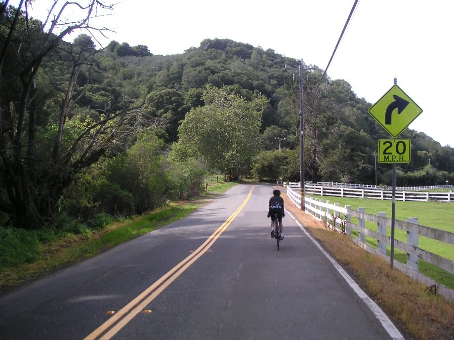 Trip photo #28/31 Heading down north side of Palomares