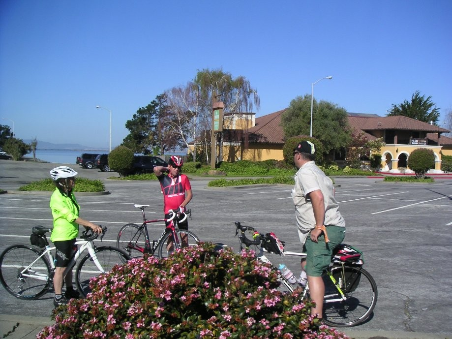 Trip photo #1/31 Ride start at San Leandro marina