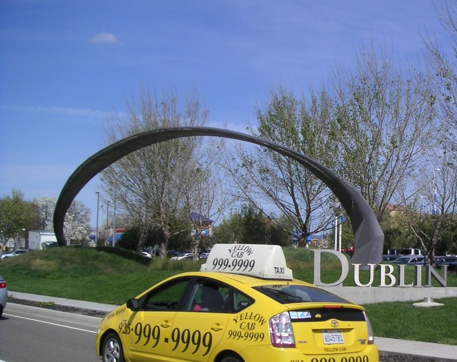 Trip photo #25/25 Dublin's Moebius Strip arch