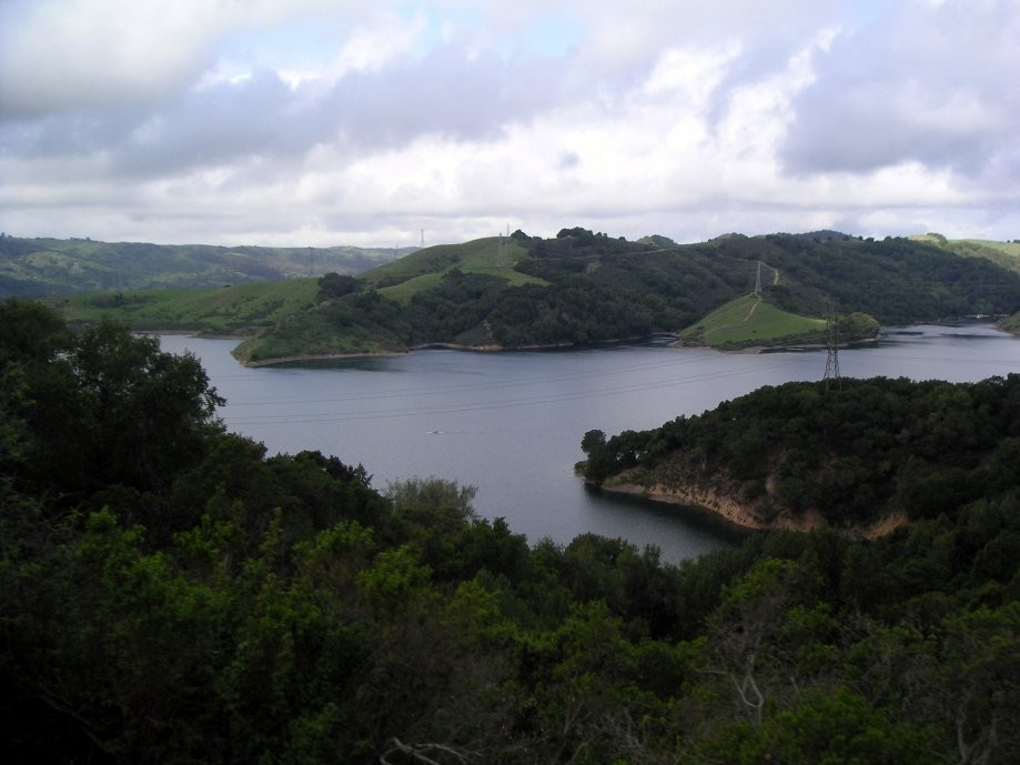 Trip photo #15/21 Another view of Briones Rsvr.