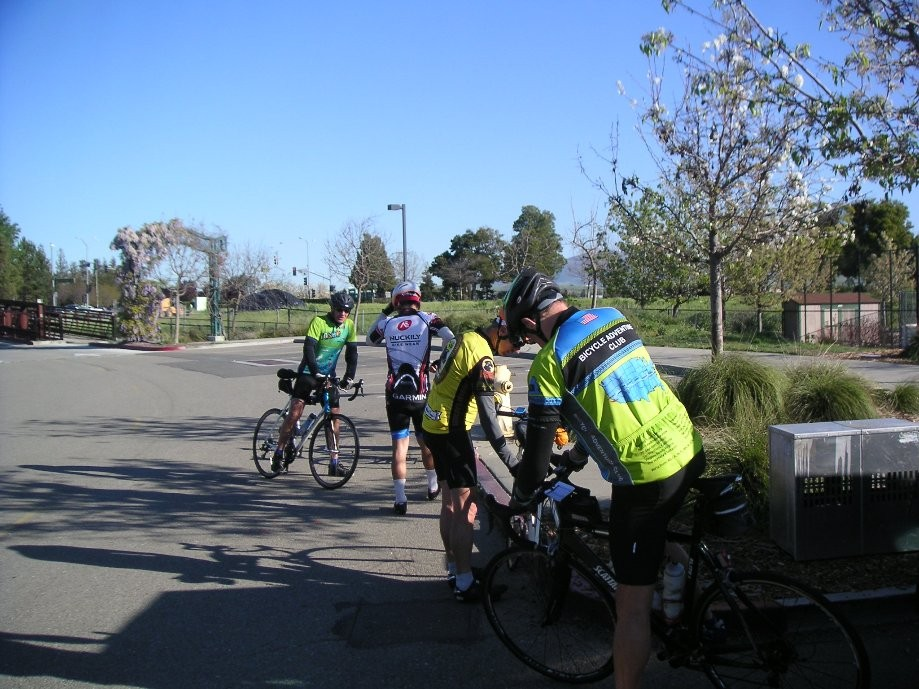 Trip photo #1/18 Start at Val Vista Park in Pleasanton