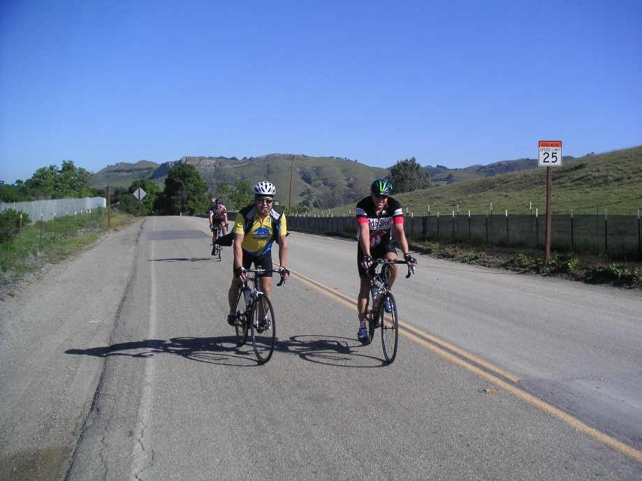 Trip photo #3/32 1st summit on Calaveras Rd.