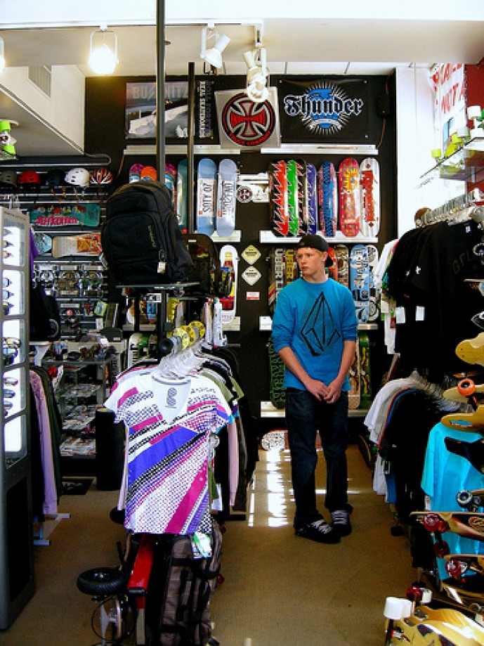 Trip photo #11/16 Skateboard Shop