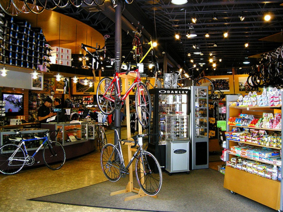 Trip photo #12/16 Palo Alto Bicycle Store