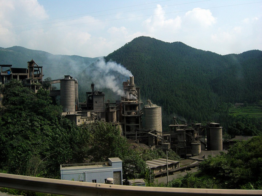 Trip photo #134/178 Cement Factory
