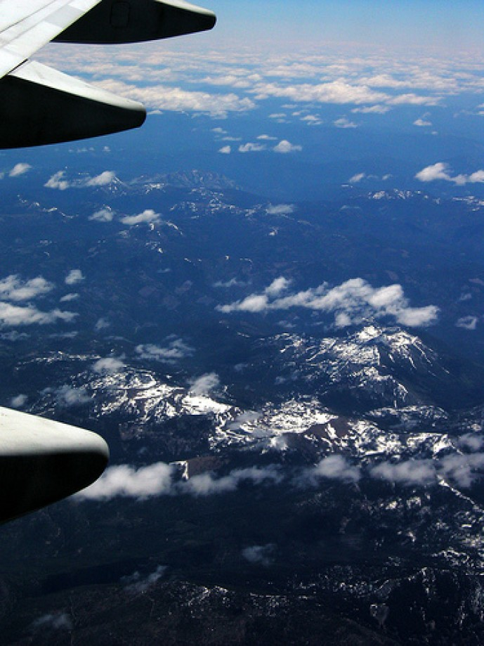 Trip photo #43/88 UAL flight