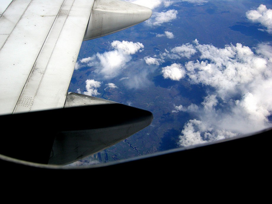 Trip photo #44/88 UAL flight