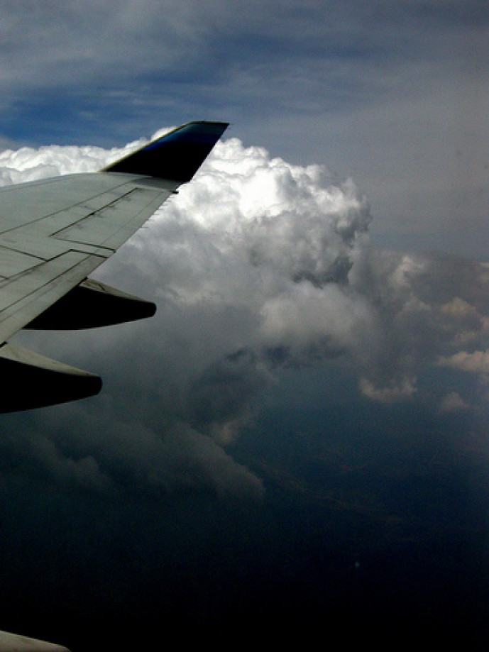 Trip photo #63/88 UAL flight