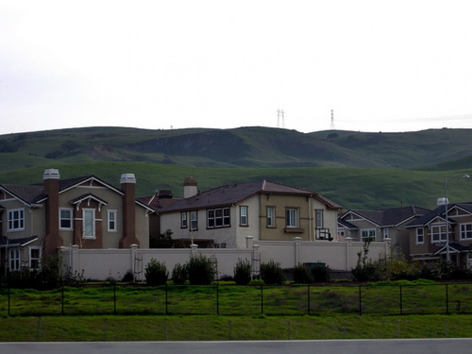 Trip photo #2/9 Housing Development in South San Jose