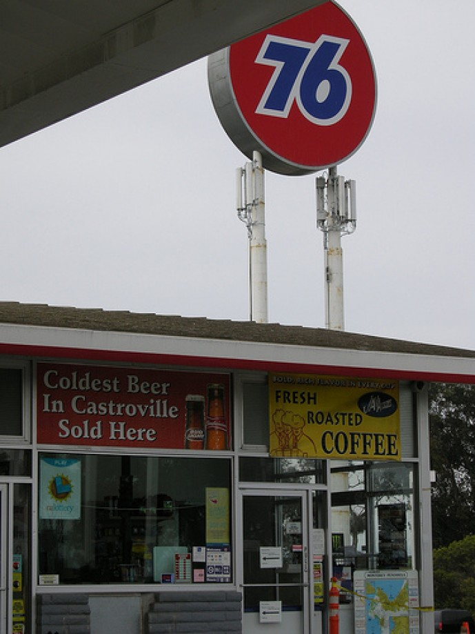 Trip photo #9/9 Union 76 Gas Station Carlsbad