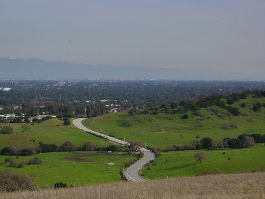 Trip photo #7/34 Stanford Industrial Park (toward VMWare)