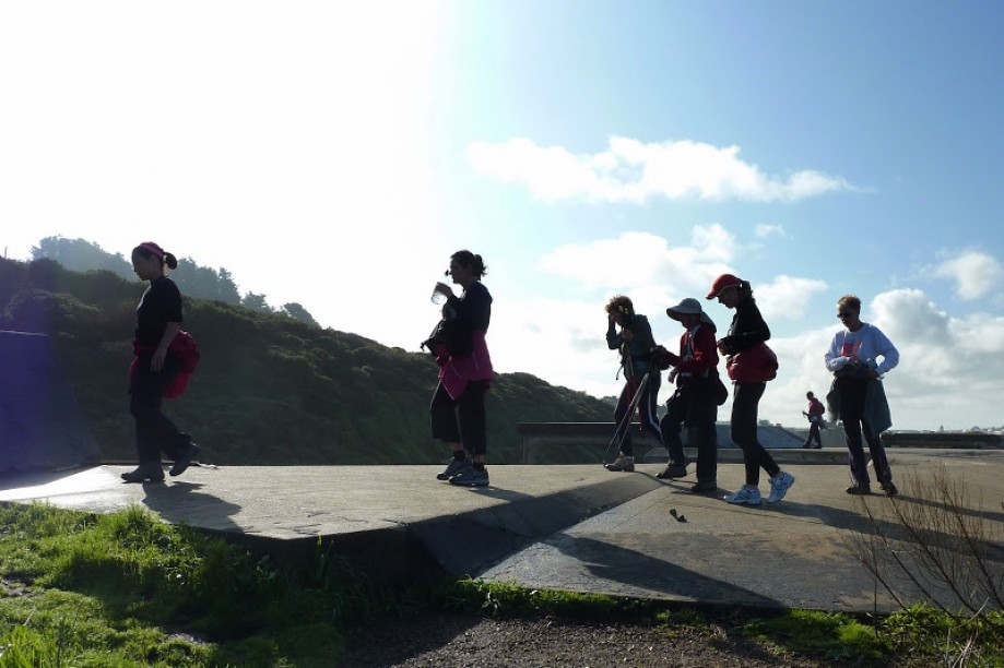 Trip photo #21/41 YWalkers on Battery Crosby