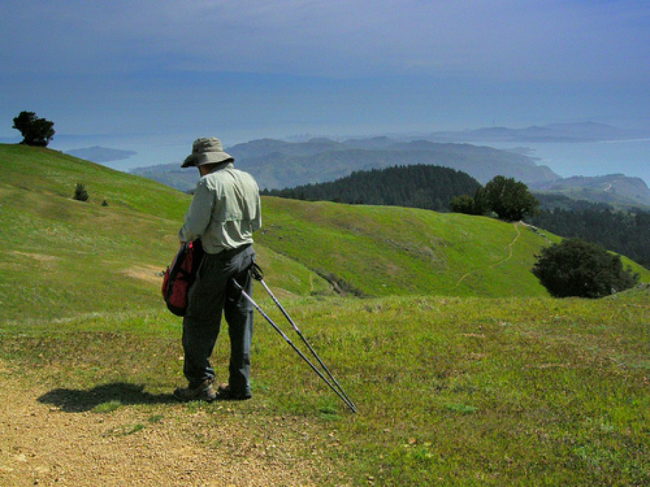 Trip photo #50/53 SF and Angel Island in the distance