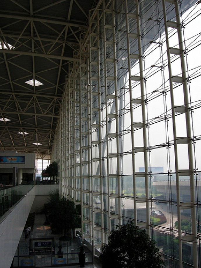Trip photo #32/47 Jinan Airport