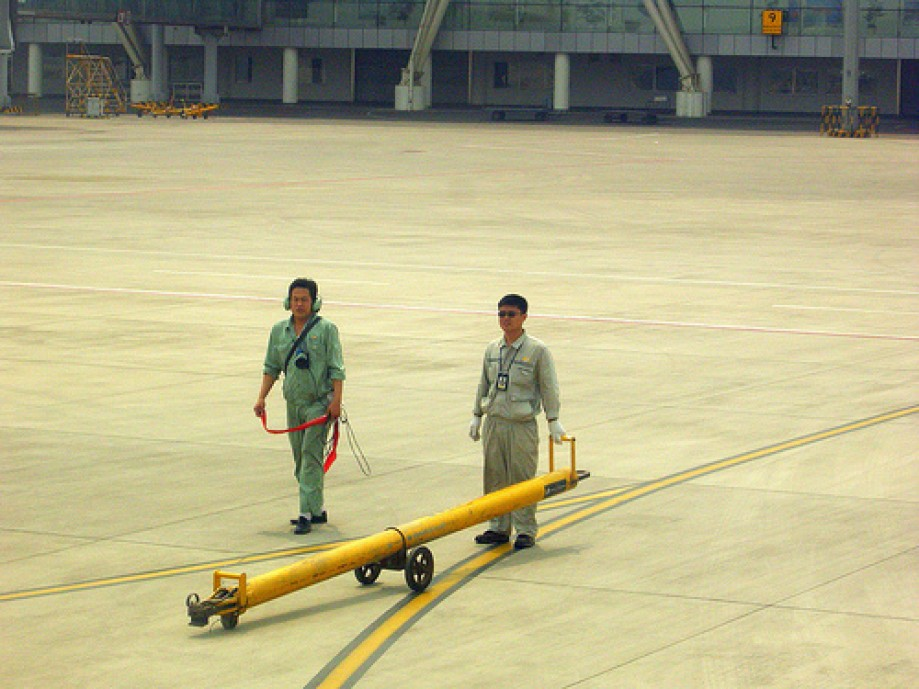 Trip photo #40/47 Airport Ground Crew