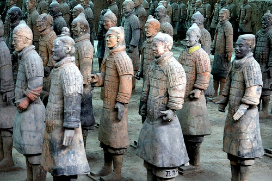 Trip photo #60/88 Xi'an Terracota Warriors